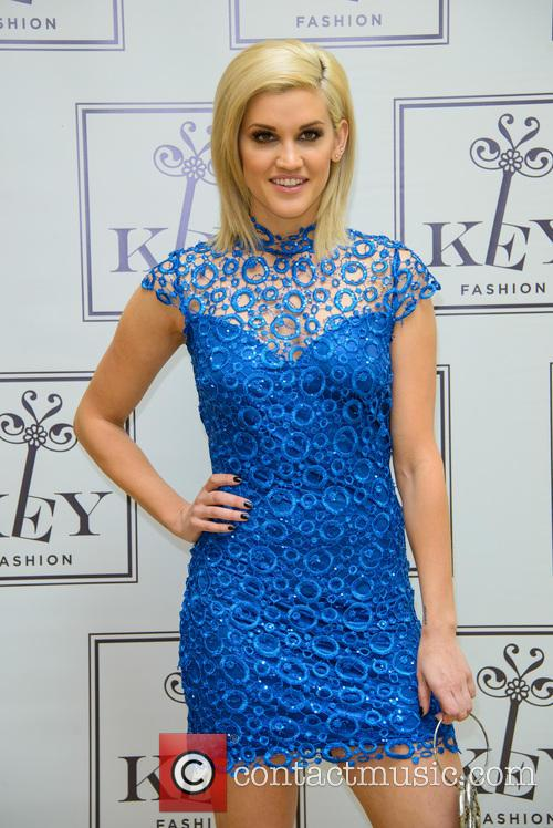 Ashley Roberts and Key 9