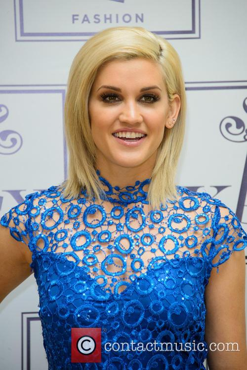 Ashley Roberts and Key 11