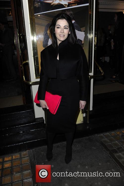 Nigella Lawson, Theatre Royal, Haymarket