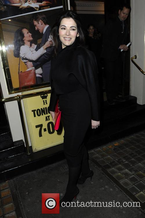 Nigella Lawson, Theatre Royal, Haymarket