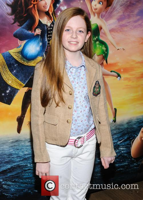 New York screening  of 'The Pirate Fairy' - Arrivals