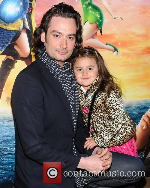 Constantine Maroulis and Malena James