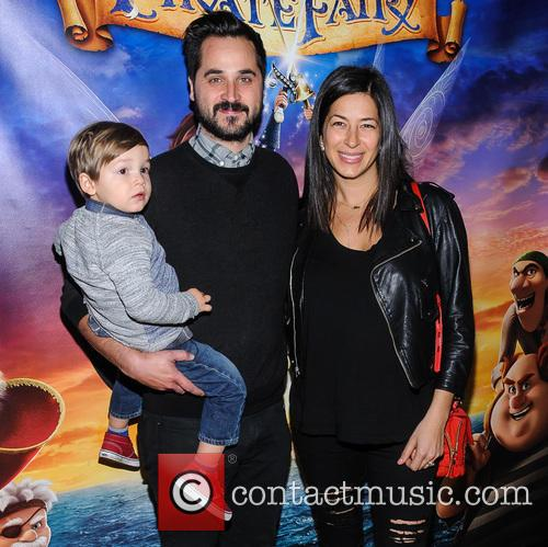 Rebecca Minkoff, Gavin Bellour and Luca Shai