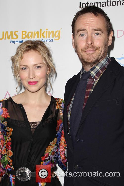 Beth Riesgraf and Alan Smyth 4