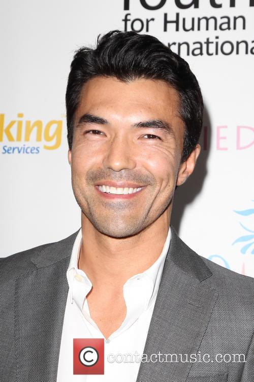 Picture - Ian Anthony Dale at Beso Restaurant Hollywood California ...
