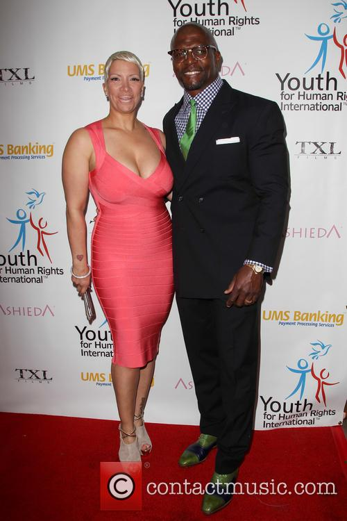 Rebecca Crews and Terry Crews 5