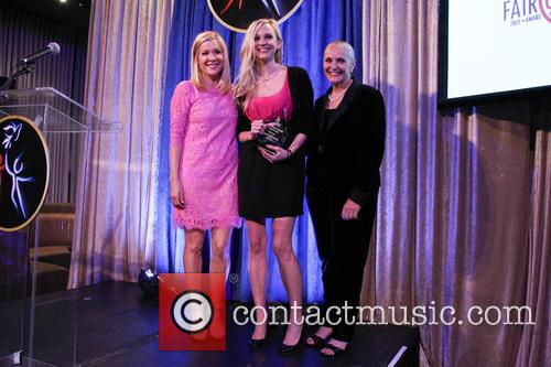 Jennifer Aspen, Andrea Powell and Dr. Mary Shuttleworth 8