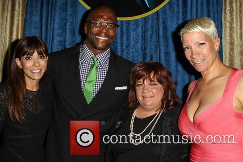 Marisol Nichols, Terry Crews and Rebecca King-crews 6