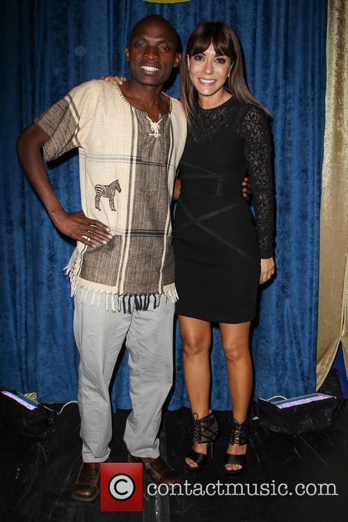 Tonny Okello and Marisol Nichols 5