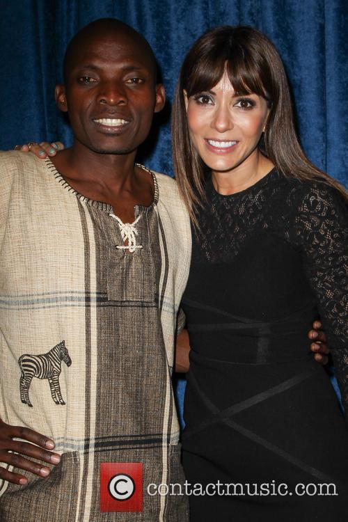 Tonny Okello and Marisol Nichols 6