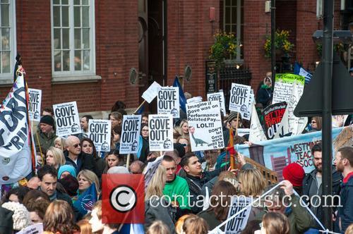 National Union of Teachers (NUT) strike