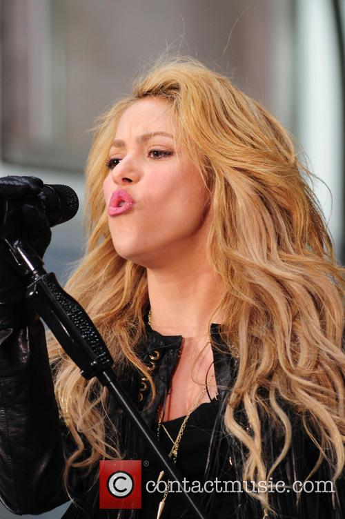 Shakira 4