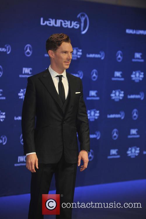 Benedict Cumberbatch, Olympia Hall