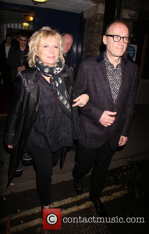 Adrian Edmondson and Ade Edmondson