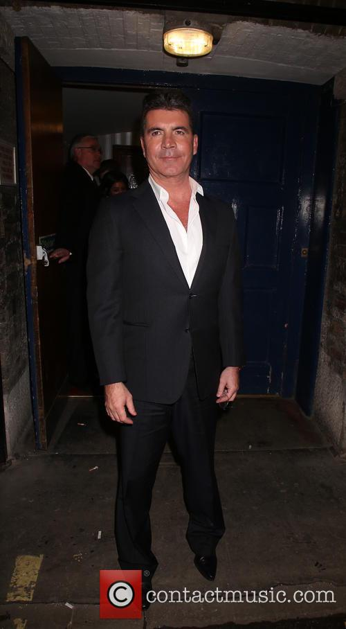 simon cowell i cant sing the x 4127905
