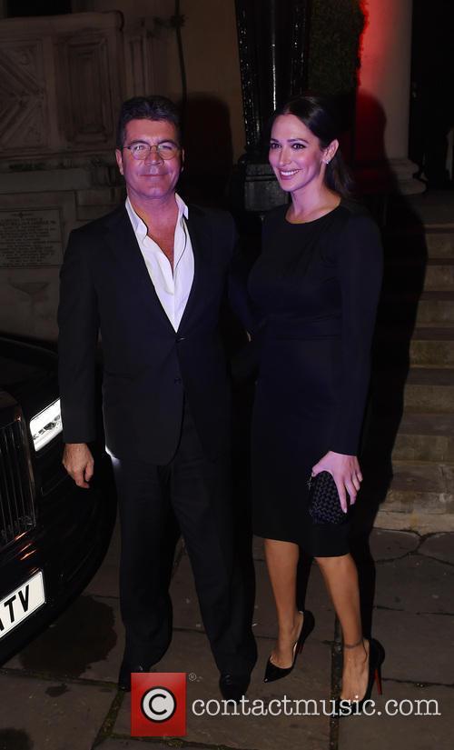 Simon Cowell and Lauren Silverman 14