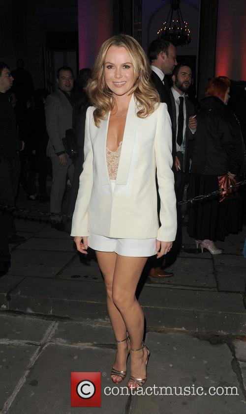 Amanda Holden, One Marylebone