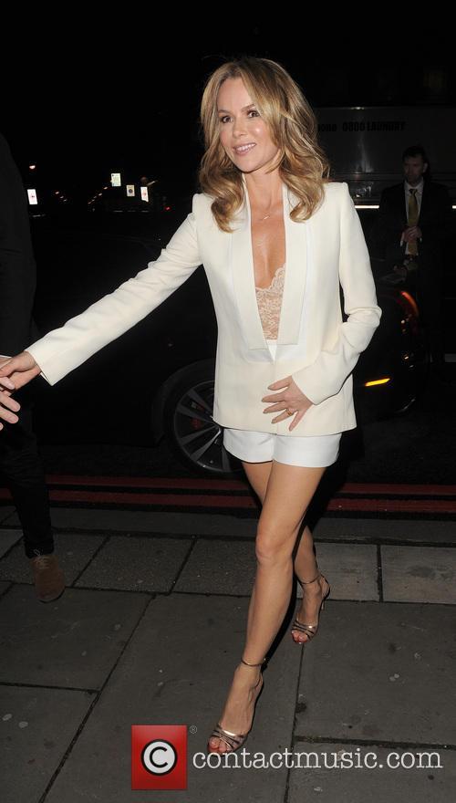 Amanda Holden, One Marylebone