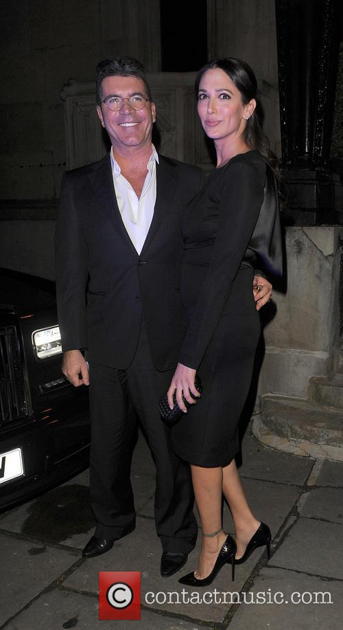 Simon Cowell, Lauren Silverman, One Marylebone