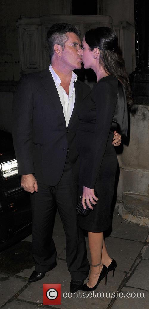 Simon Cowell, Lauren Silverman, One Marylebone
