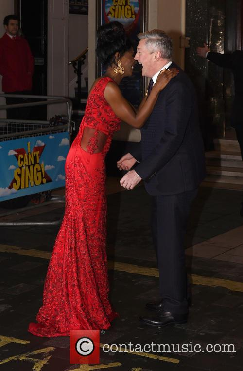 Louis Walsh and Sinitta 1
