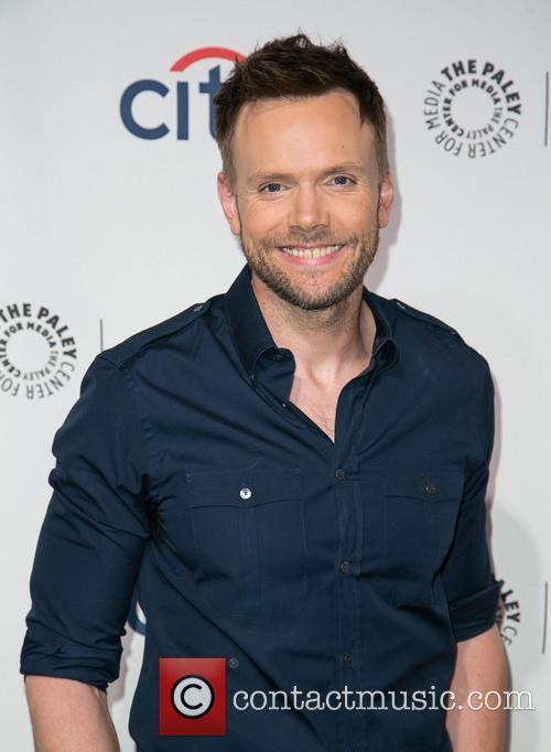 Joel McHale, The Doby Theatre in Hollywood