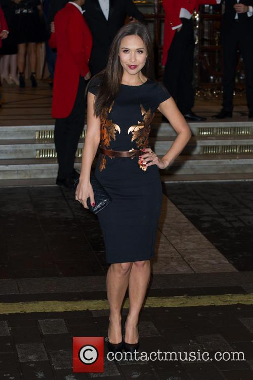 Myleene Klass, The Palladium, x factor, London Palladium