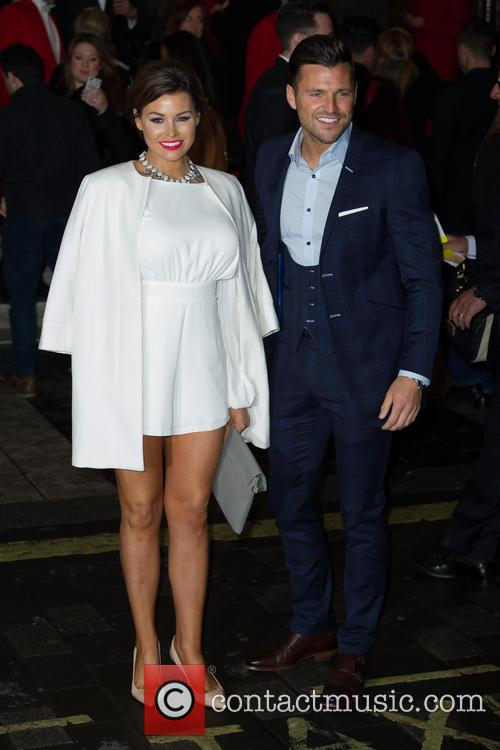 Jessica Wright and Mark Wright 2