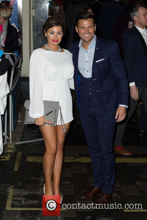 Jessica Wright and Mark Wright 1