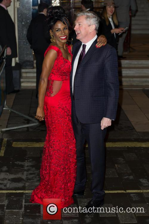 Sinitta and Louis Walsh 2