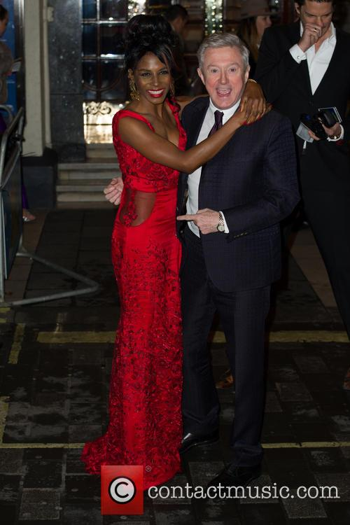 Sinitta and Louis Walsh 3