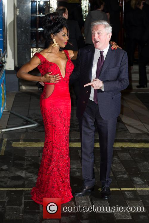 Sinitta and Louis Walsh 7