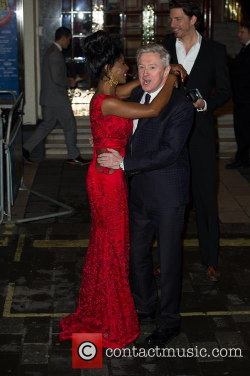 Sinitta and Louis Walsh 10