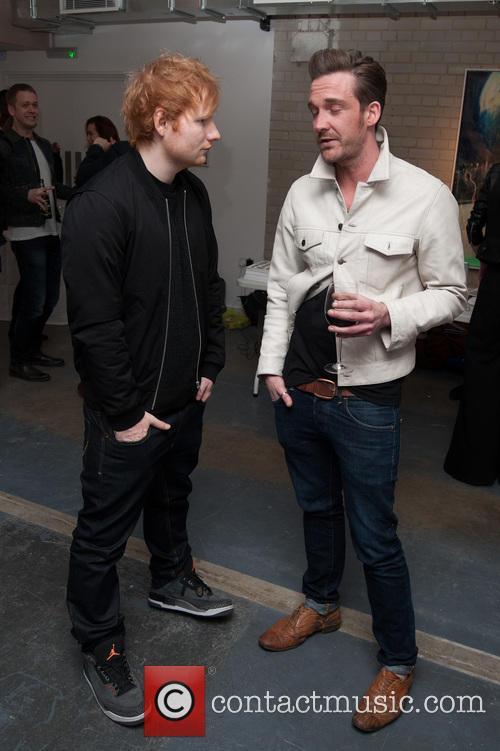 Ed Sheeran and Chris Moon 4