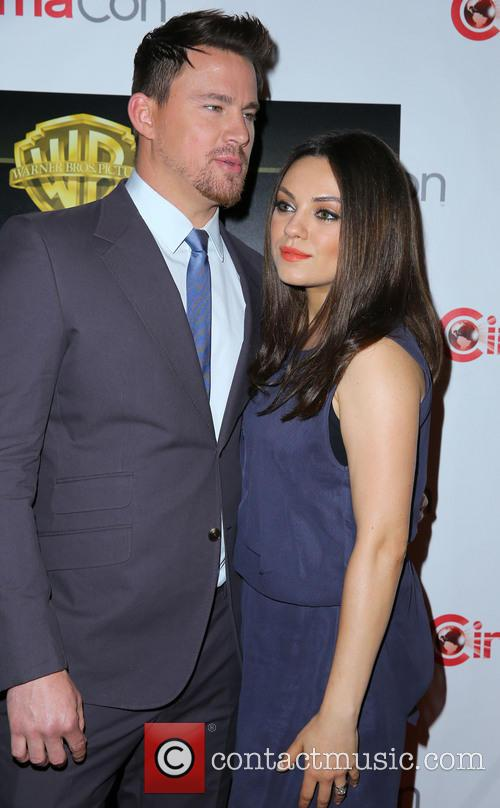 Channing Tatum and Mila Kunis 8