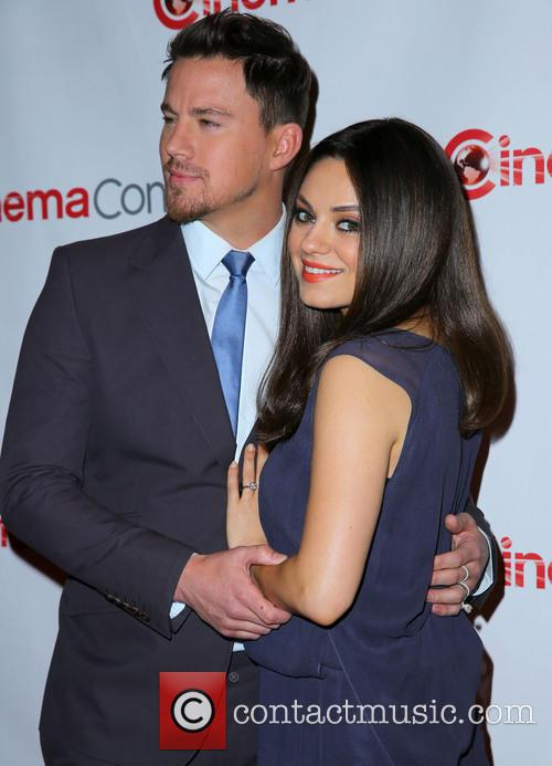 Channing Tatum and Mila Kunis 9