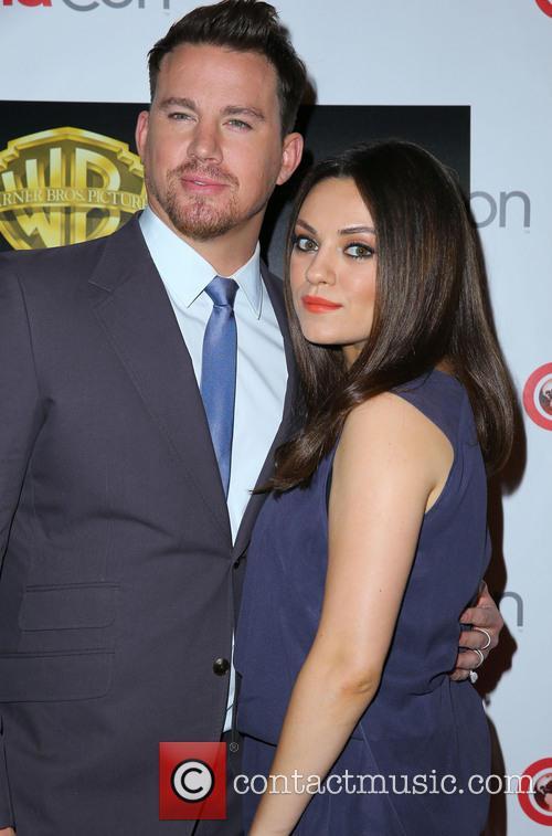 Channing Tatum and Mila Kunis 12