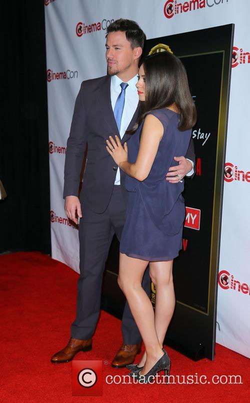 Channing Tatum and Mila Kunis 13