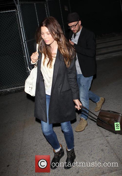 Justin Timberlake and Jessica Biel 4