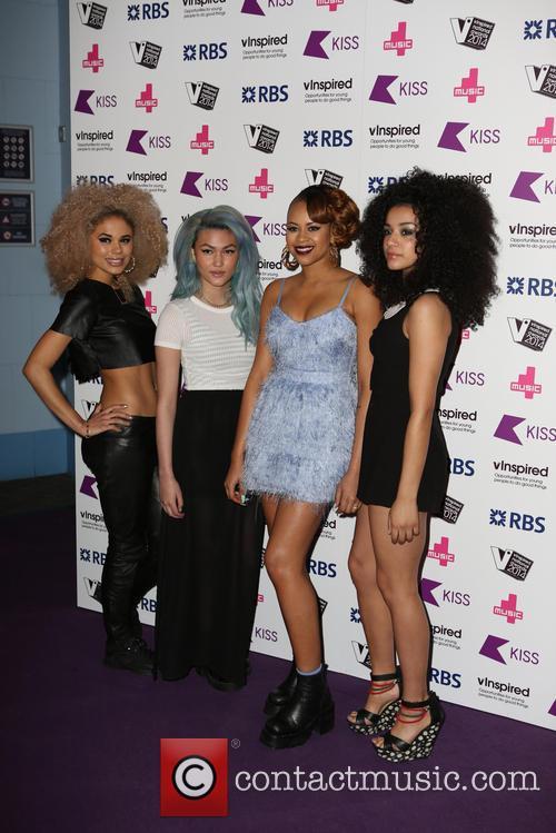 Neon Jungle, Jess Plummer, Asami Zdrenka and Shereen Cutkelvin 2