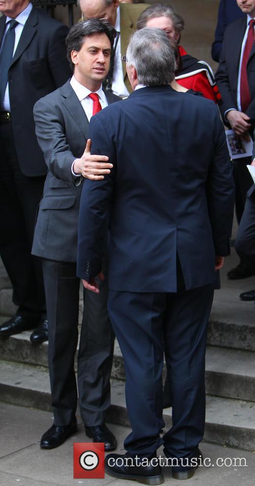 Funeral of Tony Benn