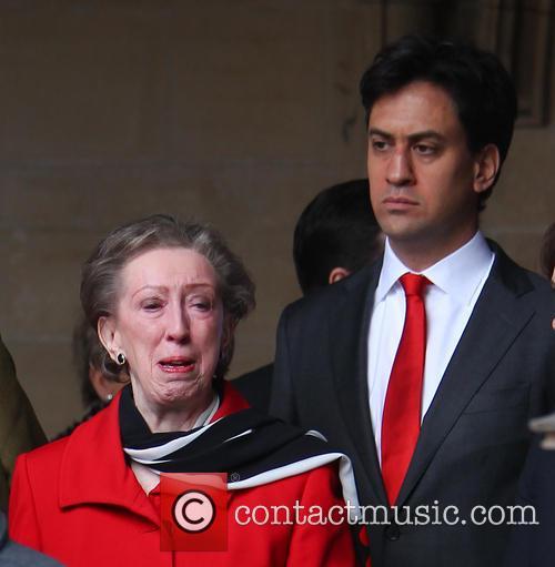 Margaret Beckett and Ed Miliband