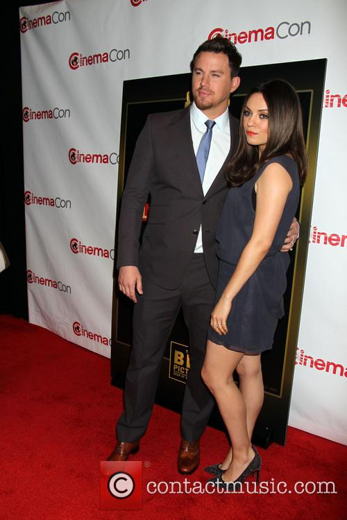 Channing Tatum and Mila Kunis 2