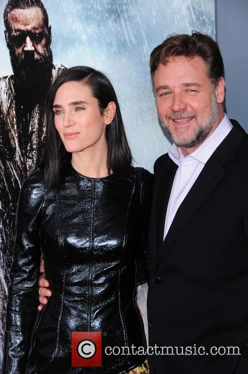 Jennifer Connelly and Russell Crowe 3