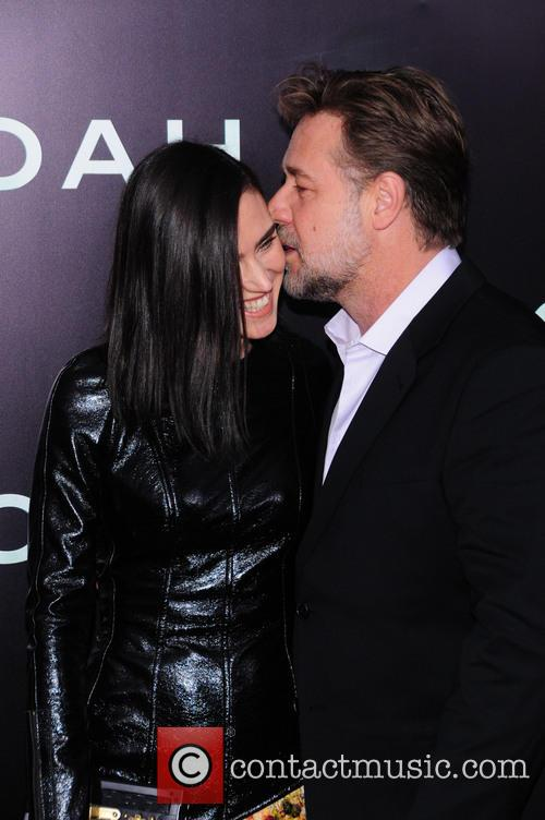 Jennifer Connelly and Russell Crowe 4