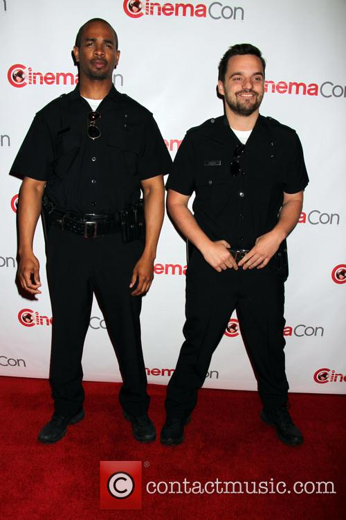 Daymon Wayans Jr and Jake Johnson 2