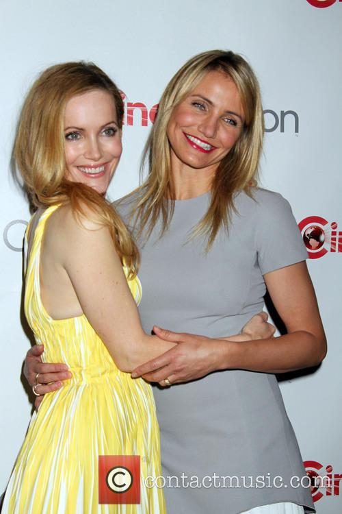 Leslie Mann and Cameron Diaz 3