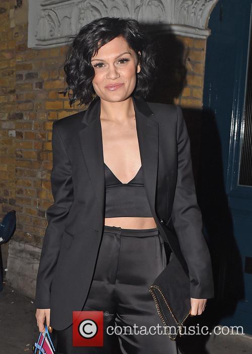 Jessie J Leaving Birthday Party