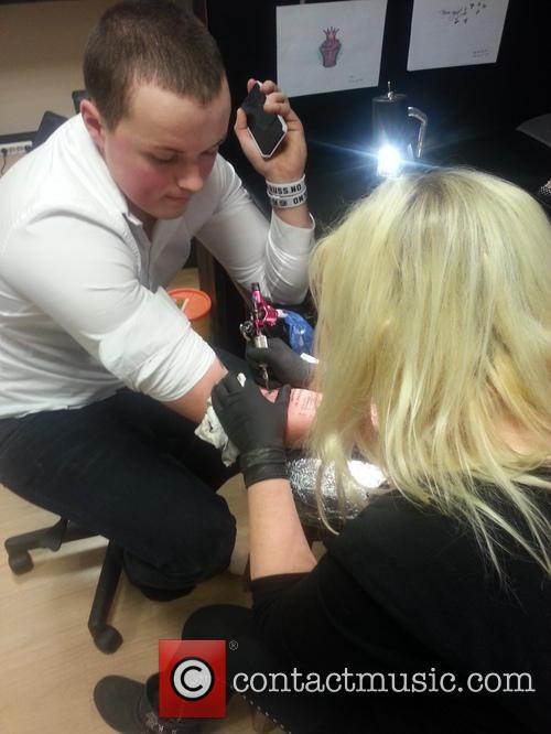 Tattoo and Stian Ytterdahl 3