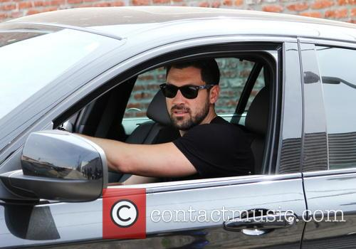 Maksim Chmerkovskiy, Dancing With The Stars rehearsal studio